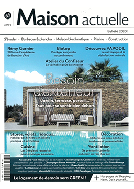 Magazine Maison actuelle N65, été 2020